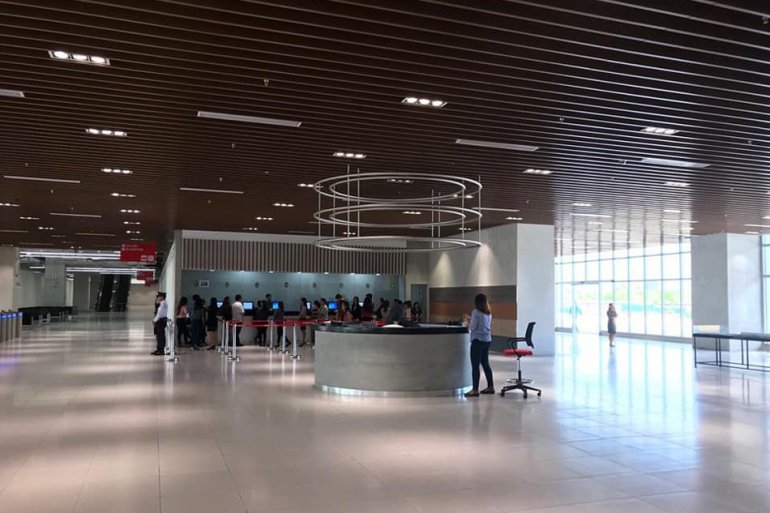 Terminal New
